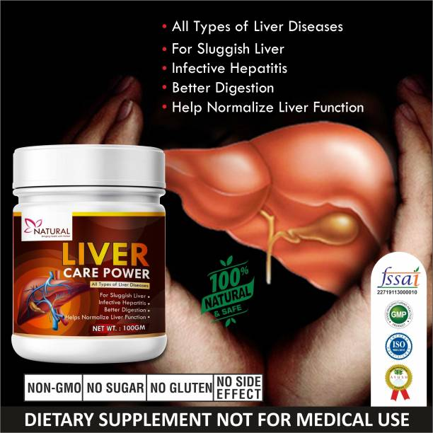 Riffway Liver Care For liver diseases 100% Ayurvedic