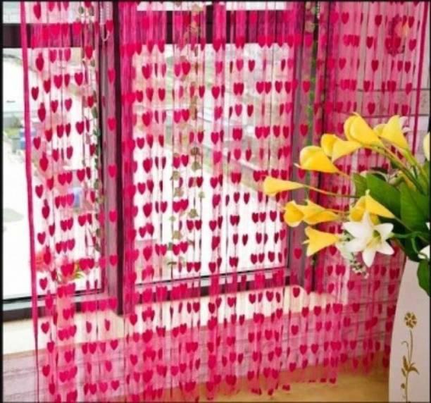 Enjoy Life 214 cm (7 ft) Polyester Door Curtain Single Curtain