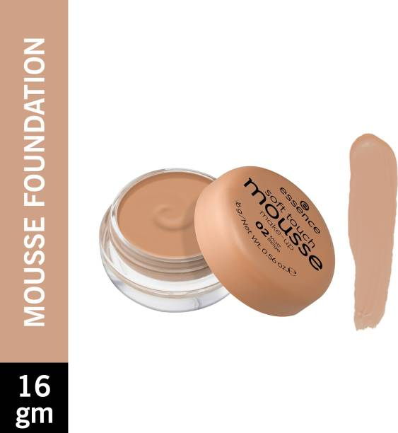 ESSENCE Soft Touch Mousse Make-Up 02 Foundation