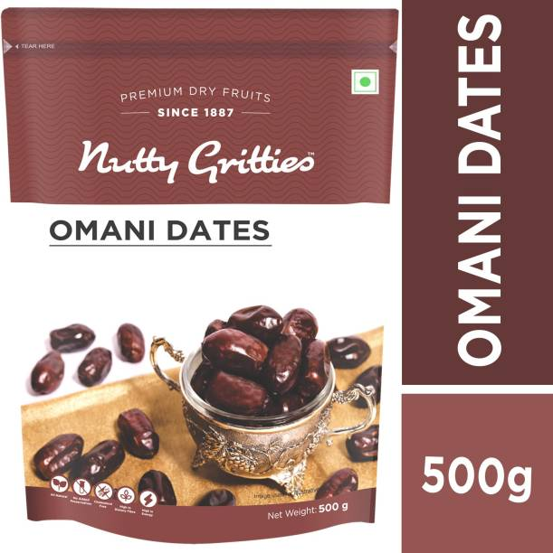 Nutty Gritties Omani Dates Dry Dates