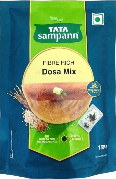 Tata Sampann Fibre Rich Dosa Mix 180 g