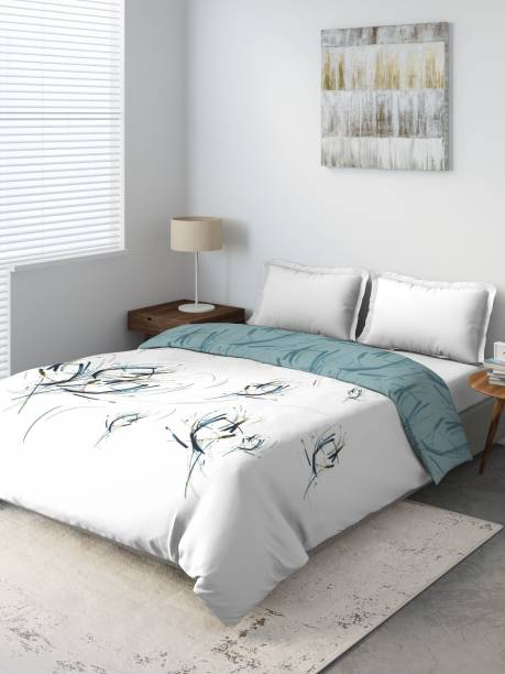 DDECOR Live beautiful Printed Queen Quilt