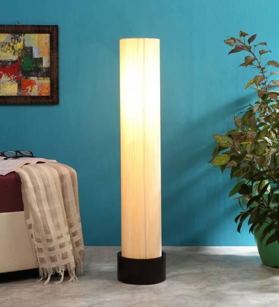 Devansh Column Floor Lamp
