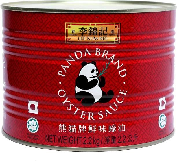 Lee Kum Kee Panda Oyster Sauce, 2.2kg Tin Sauce