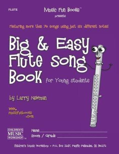 Big and Easy Flute Song Book