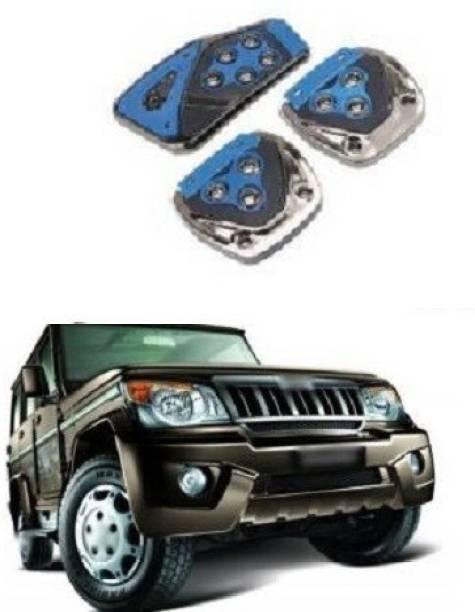 ACCESSOREEZ Car NON SLIP pedal Kit cover MX2566 ( CLUTCH PEDAL , BREAK PEDAL & ACCELERATOR PEDAL ) UNIVERSAL FOR ALL INDIAN MODELS Car Pedal