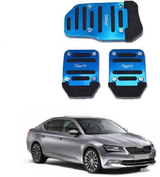 ACCESSOREEZ Car NON SLIP pedal Kit cover GJ3167 ( CLUTCH PEDAL , BREAK PEDAL & ACCELERATOR PEDAL ) UNIVERSAL FOR ALL INDIAN MODELS Car Pedal