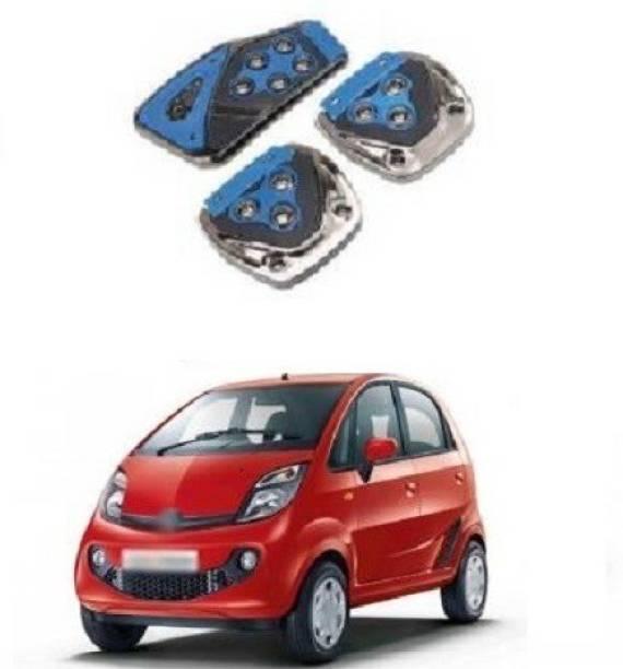 ACCESSOREEZ Car NON SLIP pedal Kit cover MX2521 ( CLUTCH PEDAL , BREAK PEDAL & ACCELERATOR PEDAL ) UNIVERSAL FOR ALL INDIAN MODELS Car Pedal