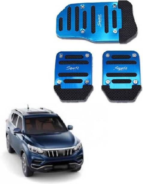 ACCESSOREEZ Car NON SLIP pedal Kit cover GJ3118 ( CLUTCH PEDAL , BREAK PEDAL & ACCELERATOR PEDAL ) UNIVERSAL FOR ALL INDIAN MODELS Car Pedal
