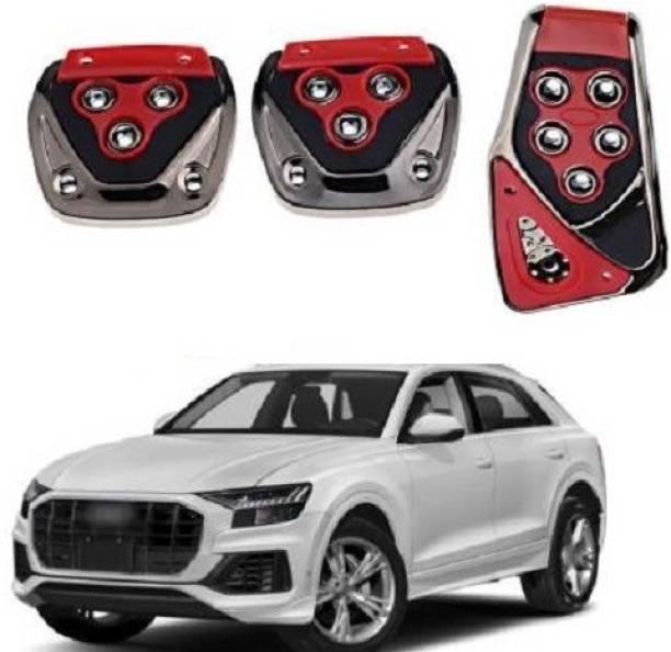 ACCESSOREEZ Car NON SLIP pedal Kit cover MX2258 ( CLUTCH PEDAL , BREAK PEDAL & ACCELERATOR PEDAL ) UNIVERSAL FOR ALL INDIAN MODELS Car Pedal