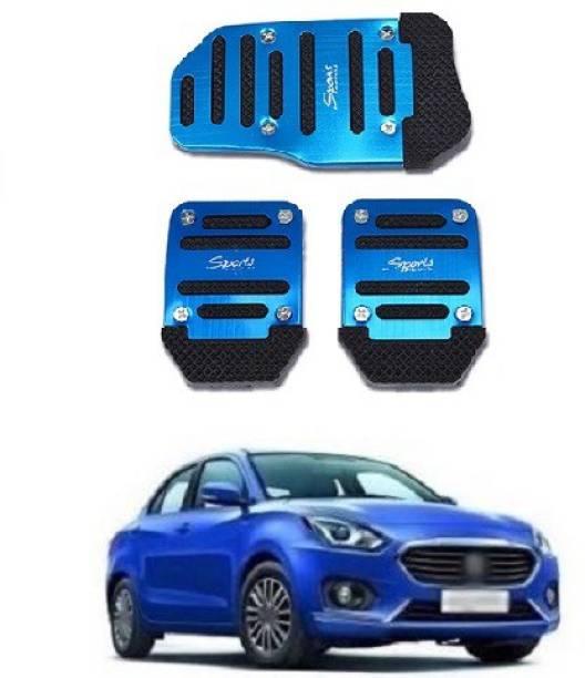 ACCESSOREEZ Car NON SLIP pedal Kit cover GJ3154 ( CLUTCH PEDAL , BREAK PEDAL & ACCELERATOR PEDAL ) UNIVERSAL FOR ALL INDIAN MODELS Car Pedal