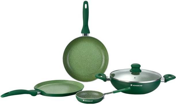 WONDERCHEF Valencia Induction Bottom Cookware Set