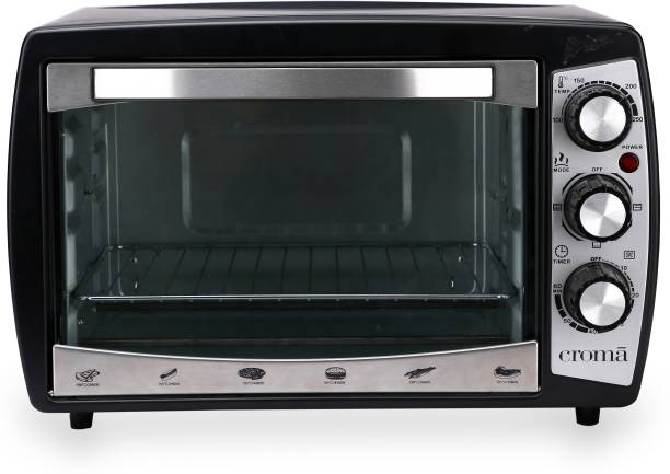 Croma 18-Litre CRAO0061 Oven Toaster Grill (OTG)