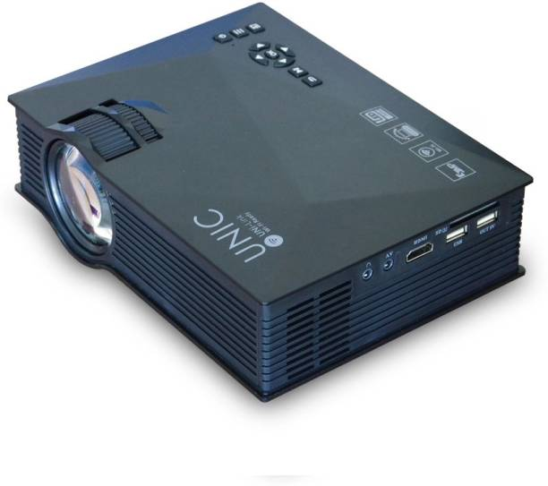 Unilink Unic Uc46 With 16GB Pendrive 1800 lm LED Corded Portable Projector