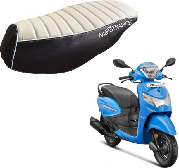 MOTOTRANCE MTSC36111 Single Bike Seat Cover For Hero Pleasure Plus