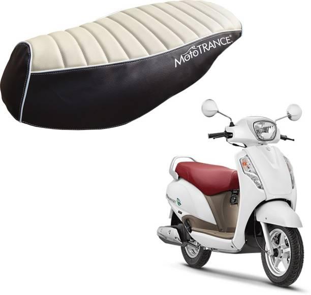 MOTOTRANCE MTSC36211 Single Bike Seat Cover For Suzuki Access 125