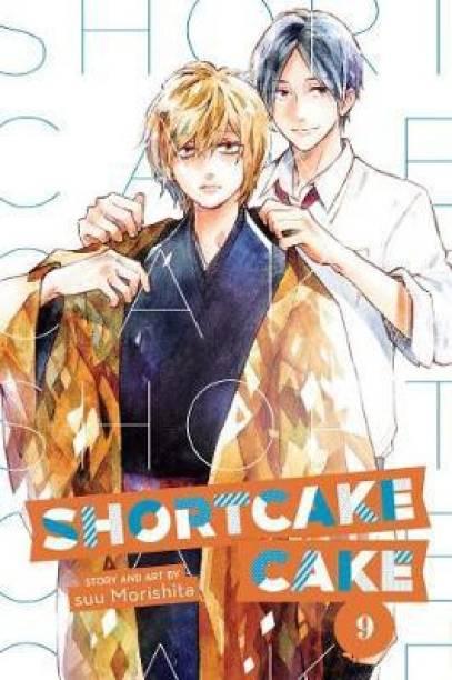 Shortcake Cake, Vol. 9