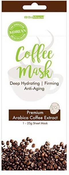 BioMiracle COFFEE MASK