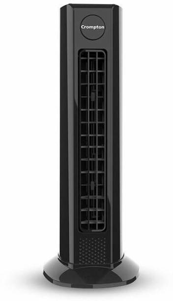 CROMPTON Air Buddy Kitchen Pack of 1 Tower Fan