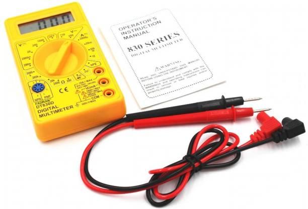 FADMAN Basic Purpose Use Current Checking Machine Digital Multimeter