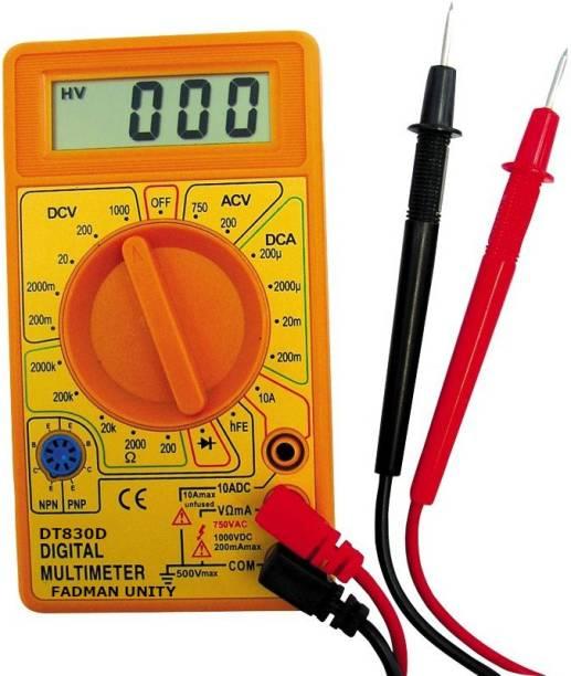 FADMAN Basic and Useful Component Digital Multimeter