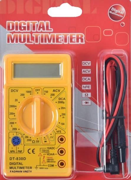 FADMAN 8-30-d New Type Digital Multimeter