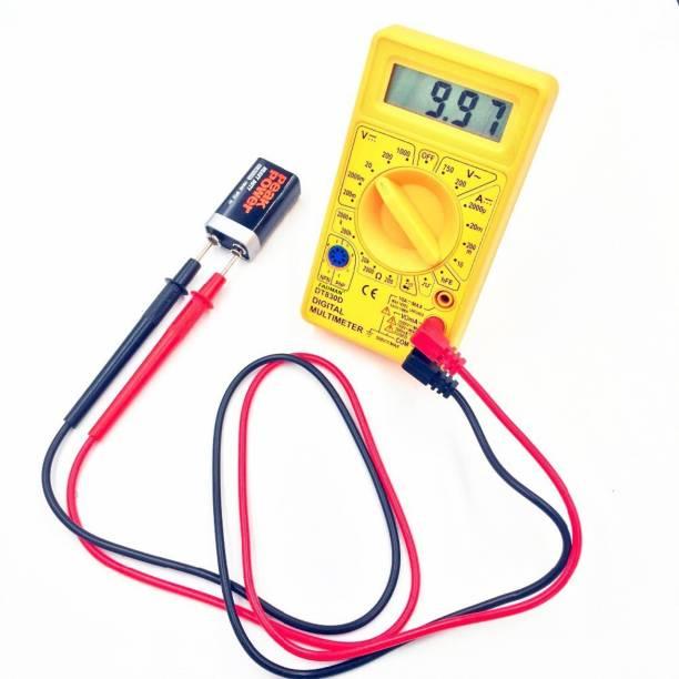 FADMAN Ac Dc measuring volt (2000) Digital Multimeter