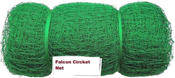 Falcon 60 Ft X 10 FT Green Circket Net (19 mm Mesh Size) Cricket Net