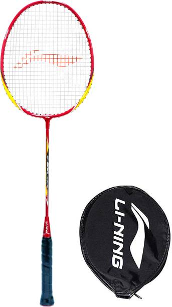 Li-Ning XP 900 - PV Sindhu Signature Series Red Orange Badminton Racquet G4 - 8.25 cm (pack of 1,86 gm)