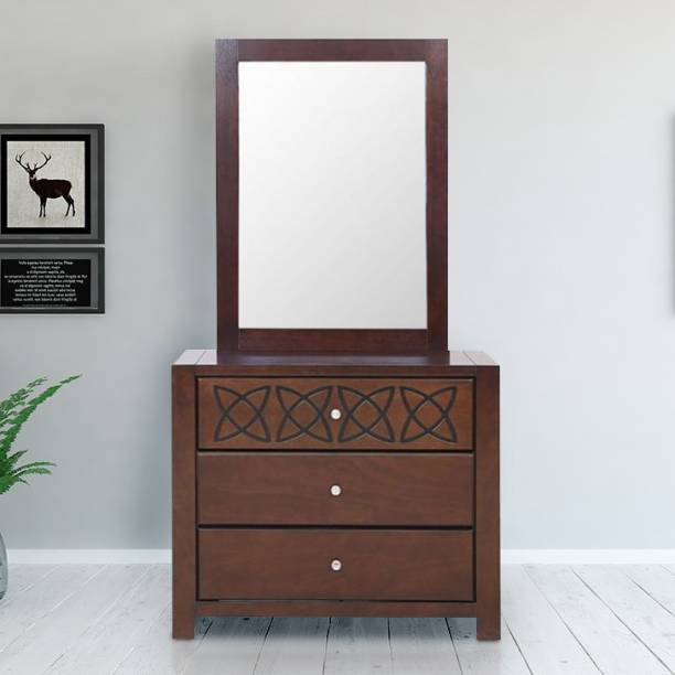 Hometown Solid Wood Dressing Table