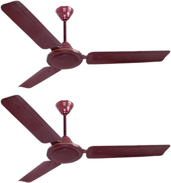 Flipkart SmartBuy Classic 1200 mm 3 Blade Ceiling Fan