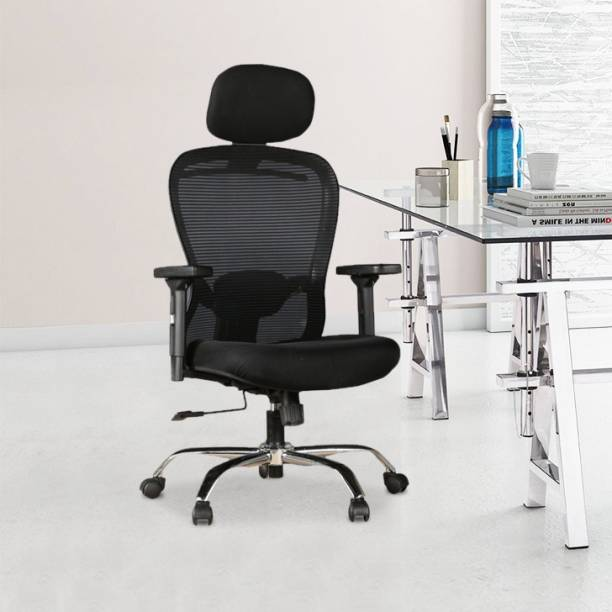 Hometown PARIS Leatherette Office Arm Chair