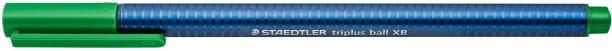 STAEDTLER Triplus 437 XB-5 Green Ball Pen
