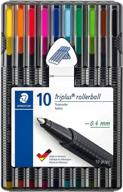 STAEDTLER Triplus 403 SB10(0.4mm) Roller Ball Pen