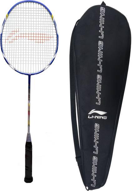 Li Ning G TEK 90 II Multicolor Strung Badminton Racquet
