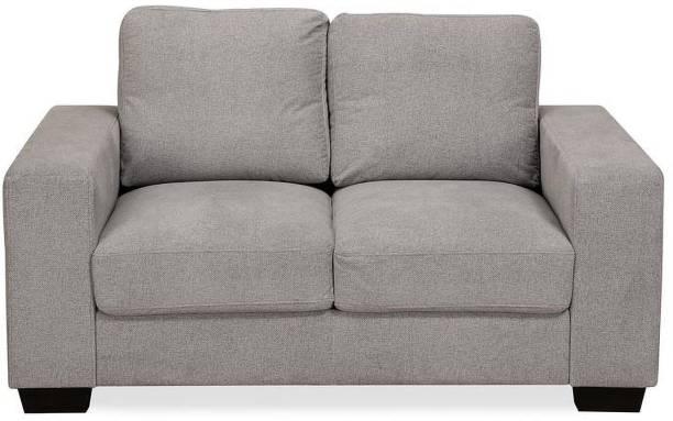 @Home by nilkamal Shirley Fabric 2 Seater  Sofa