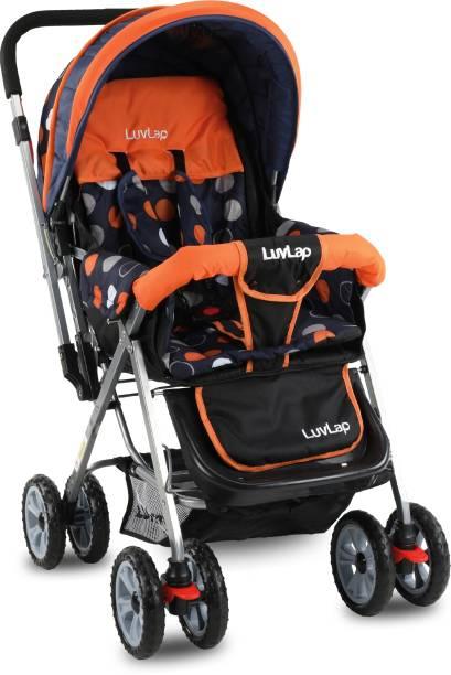 LuvLap baby stoller orrange (sunshine) Stroller
