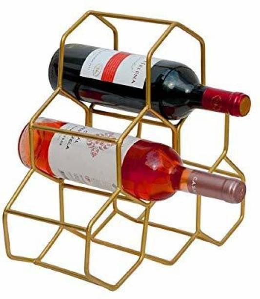 NestRoots Steel Wine Rack