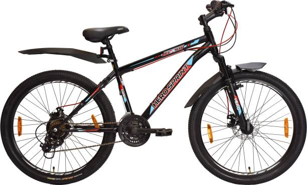 HERO Sprint Flash 26T 21 Speed 26 T Road Cycle