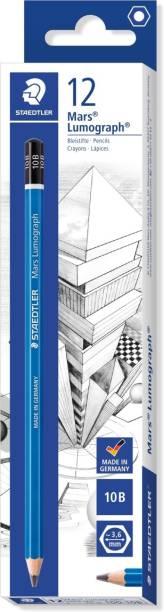 STAEDTLER Graphite Mars Lumograph 100 (10B) Pencil