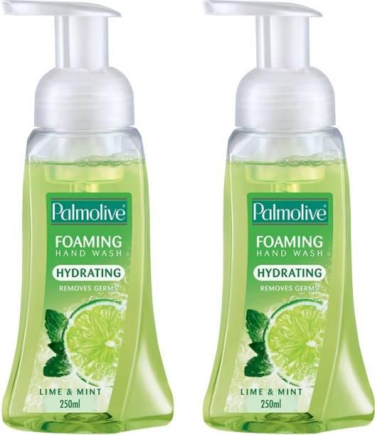 PALMOLIVE Lime & Mint Saver Combos Hand Wash Pump Dispenser