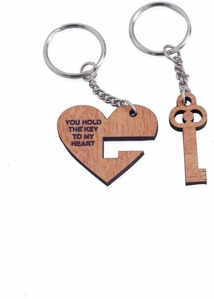 Nemora Wooden Key Chain Key Chain