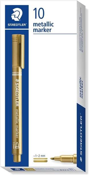 STAEDTLER 8323-11 Metallic Marker