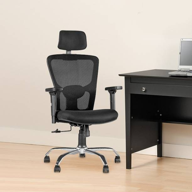 Hometown OLIVIA Leatherette Office Arm Chair