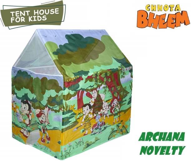 Archana Novelty Official Chhota Bheem Play Tent House