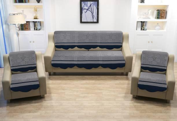 CASTIQA Cotton Sofa Cover