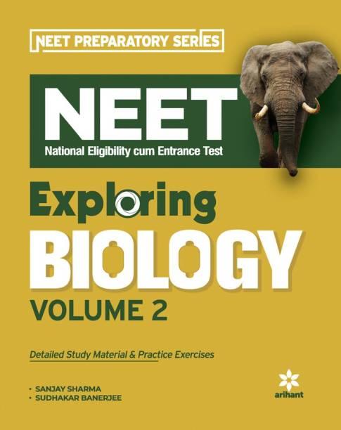 Exploring Biology for Neet - 2021