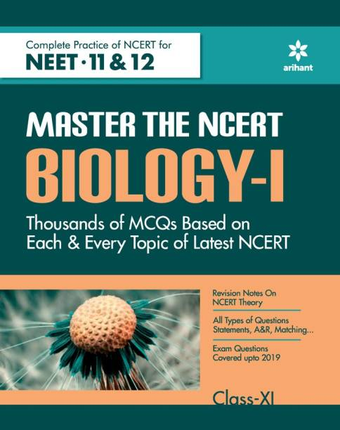 Master the Ncert for Neet Biology -2021
