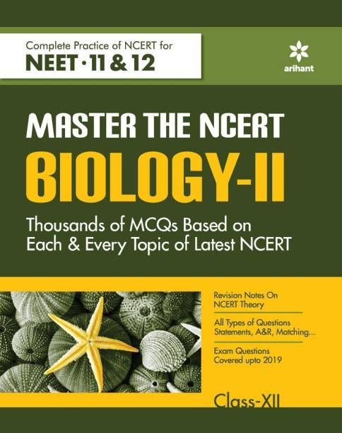Master the Ncert for Neet Biology - 2021