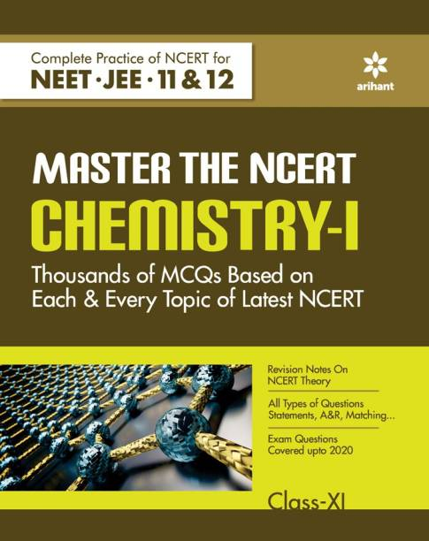 Master the Ncert for Neet Chemistry - 2021